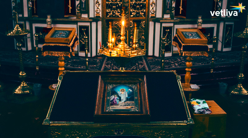 "Icon ""Descent into Hell"" in Chechersk"