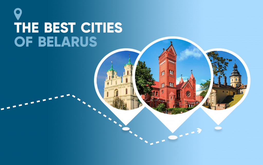 The best cities in Belarus