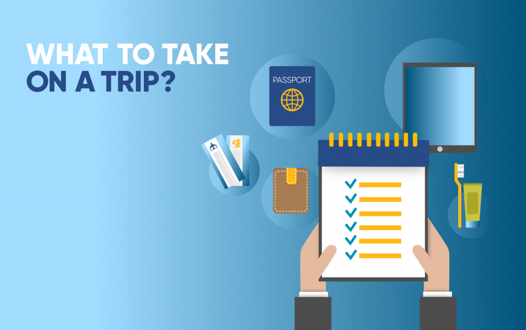 What to take on travel