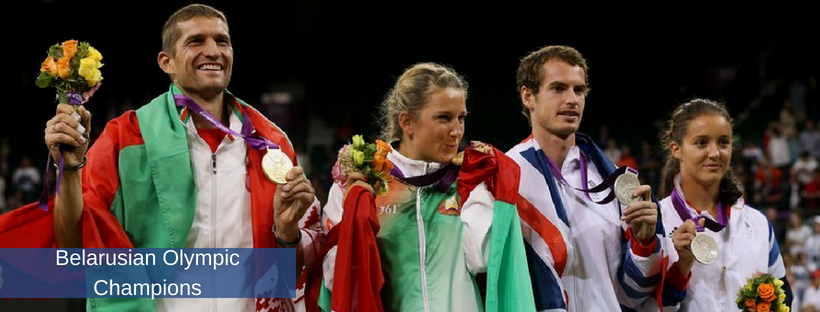 Belarusian Olympic Champions