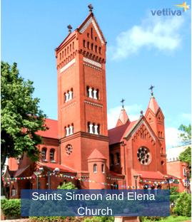 Eglise des Saints Siméon et Hélène
