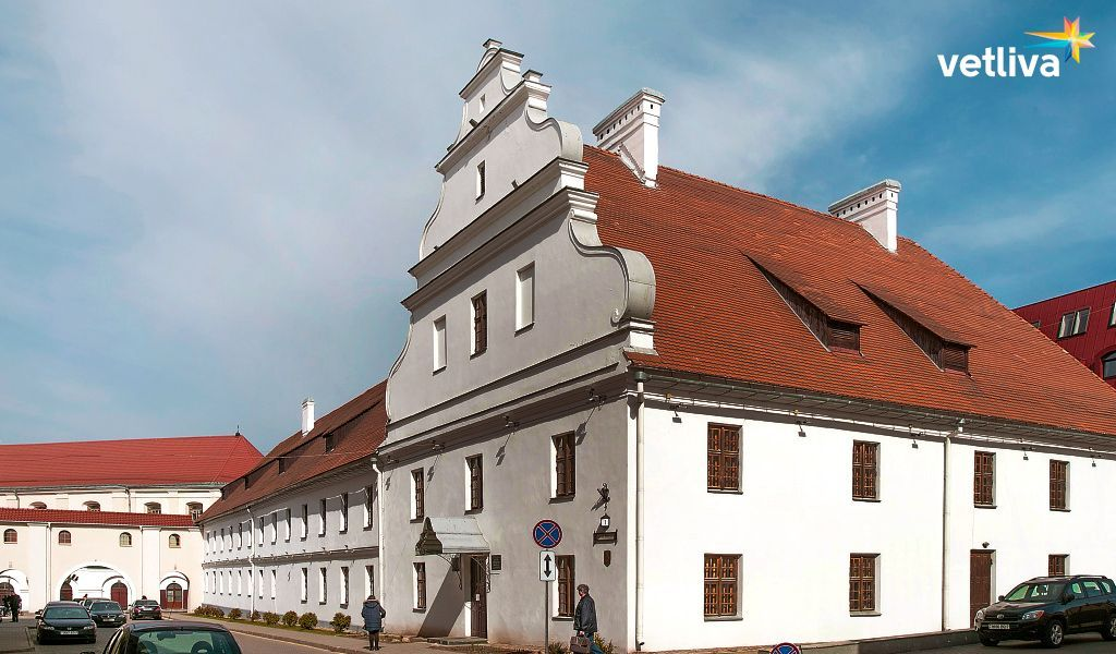 Monastery of the Holy Spirit Basilian in Minsk