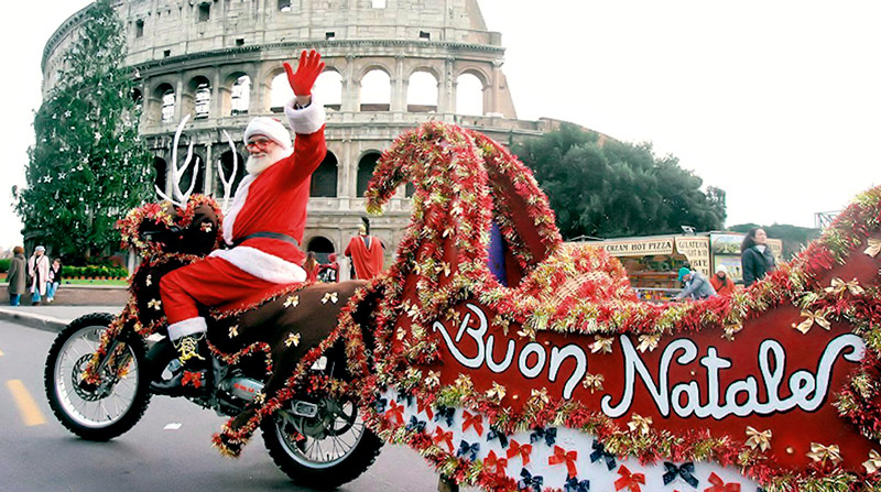New Year traditions in Italy