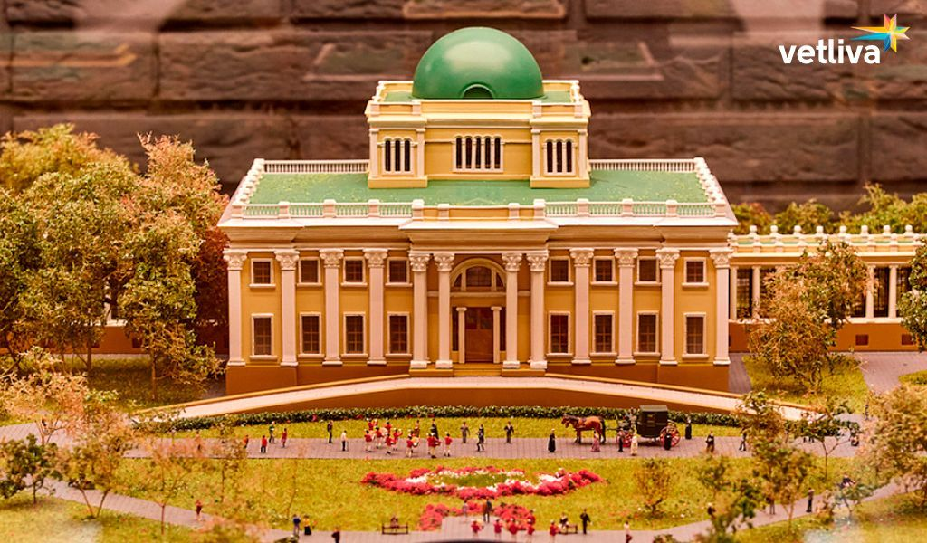 "Museum of miniatures of Belarus ""Strana Mini"""