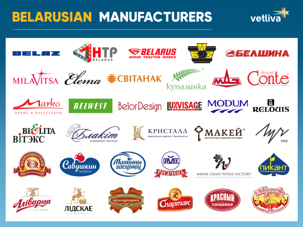 Manufacturers from Belarus