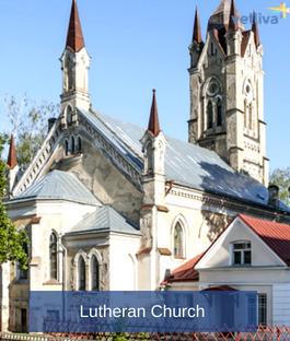 Kirch luthérien à Grodno