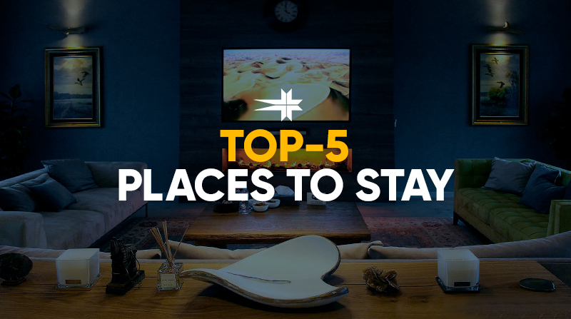 Top places to stay in Belarus