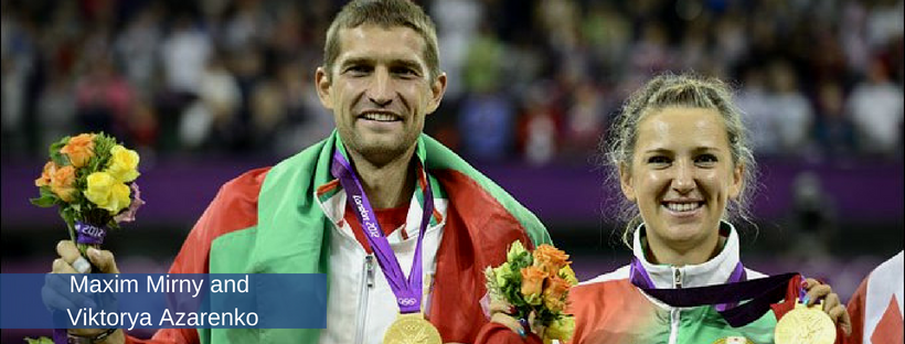 Famous tennis players from Belarus