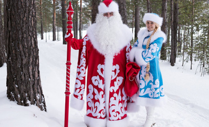 Belarusian Santa Claus is the most popular among tourists this winter