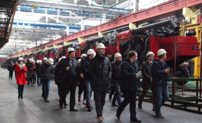 Industrial tourism is planned to be developed in Gomel