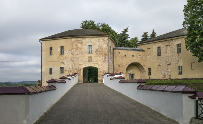 Old Castle in Grodno