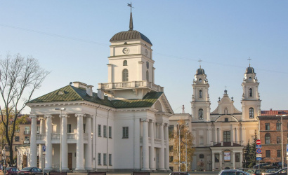 Cathedral of the Holy Name of Mary in Minsk