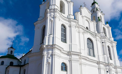 Cathedral of St Sophia in Polotsk