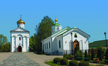 The Transfiguration Church in Polotsk