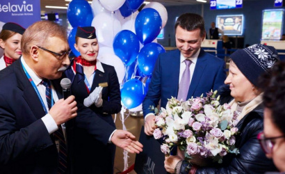 Belavia carried over 4 million passengers in 2019