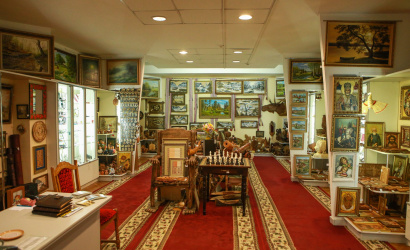 The Gallery of national decorative and applied arts in Minsk