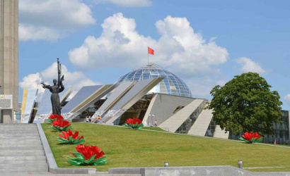 During the week, the history museum of the Great Patriotic War was visited by more than 1.1 thousand foreigners