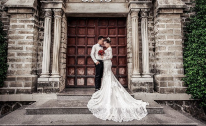 Top places of Grodno for wedding photos