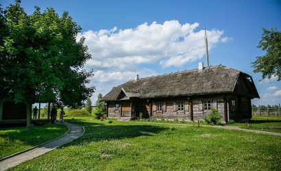 The Museum-Estate of Adam Mitskevich in the Village of Zaosye