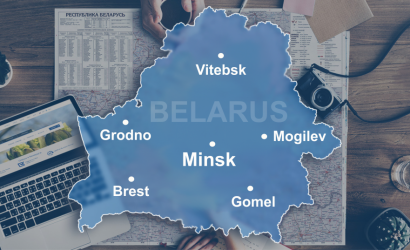 Central cities in Belarus and their attraction for tourists
