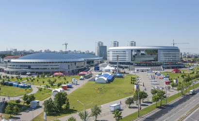 "Multi-functional cultural and sport complex ""Minsk-Arena"""