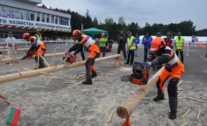 XXX WORLD LOGGING CHAMPIONSHIP