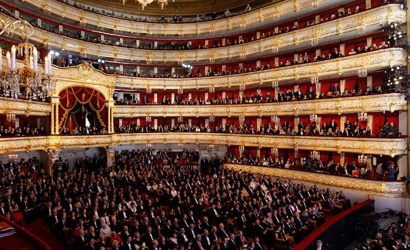30% of viewers of the Bolshoi Theater are foreigners