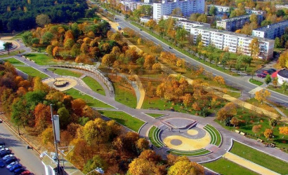 Park of Four Elements in Soligorsk