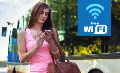 Vitebsk buses now have free Wi-fi