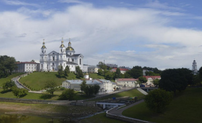 The Assumption Cathedral in Vitebsk