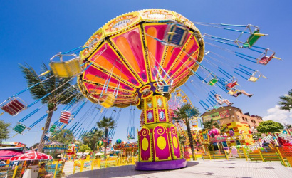 Tickets for amusement rides can now be bought online
