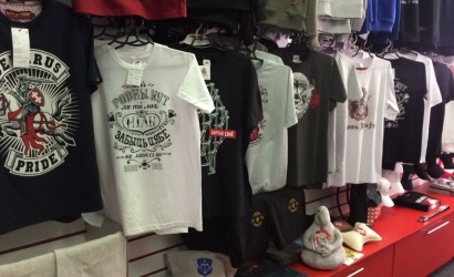 Shop of national Belarusian clothes and souvenirs Knyaz Vіtaut
