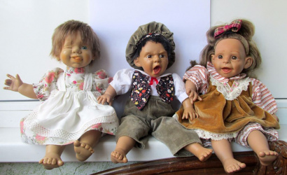Spanish character dolls will be shown in Minsk