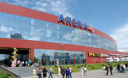 "Shopping and entertainment center ""ARENA City"""