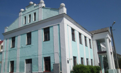 300 thousand dollars were invested in the reconstruction of a historical building in Pinsk