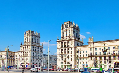 Minsk is one of the best cities to travel in 2019!