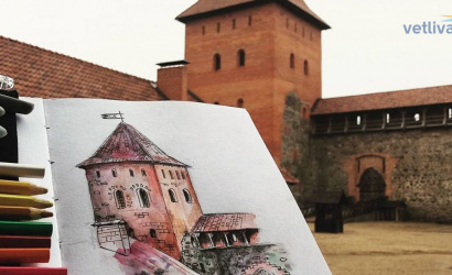 Mir Castle announces a design competition for the entrance ticket